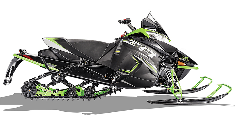2019 Arctic Cat ZR 8000 ES 129 at Hebeler Sales & Service, Lockport, NY 14094