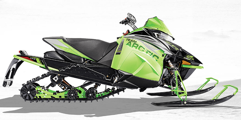 2019 Arctic Cat ZR 8000 RR ES 129 at Hebeler Sales & Service, Lockport, NY 14094