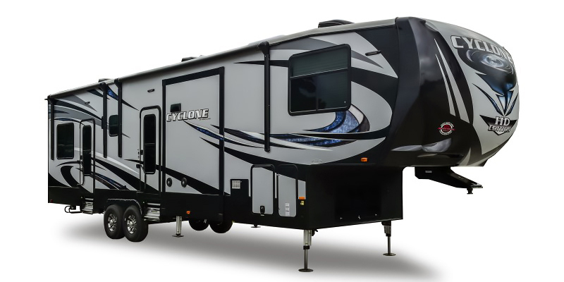 Cyclone CY 4007 at Youngblood RV & Powersports Springfield Missouri - Ozark MO