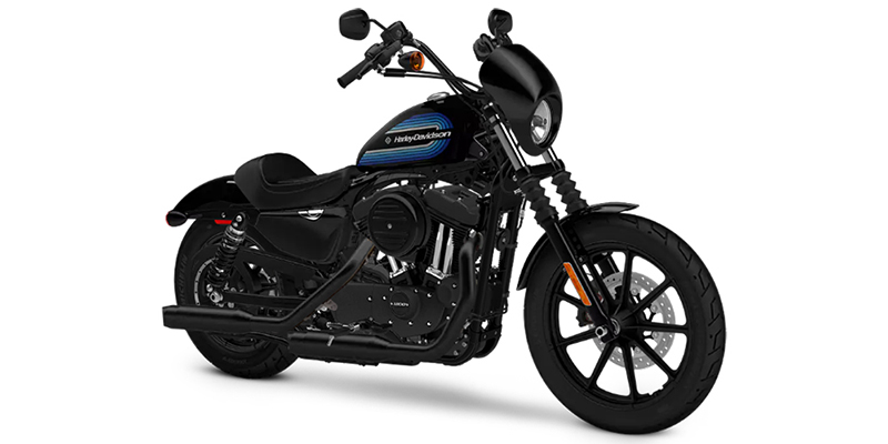 2018 Harley-Davidson Sportster® Iron 1200™ at Bud's Harley-Davidson