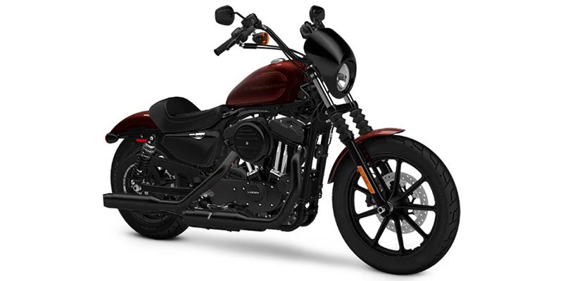 2018 Harley-Davidson Sportster Iron 1200 at Harley-Davidson of Fort Wayne, Fort Wayne, IN 46804