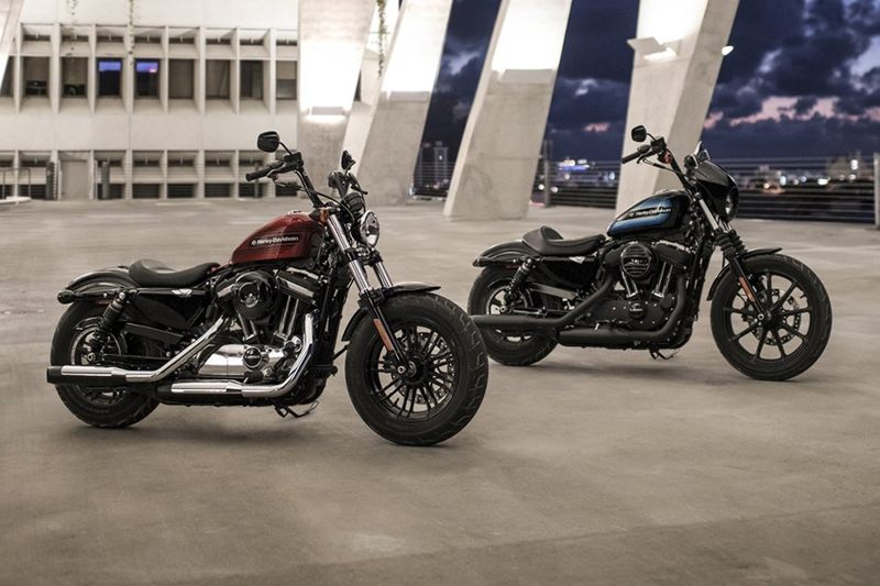 2018 Harley-Davidson Sportster® Forty-Eight® Special at Harley-Davidson® Shop of Winona, Winona, MN 55987