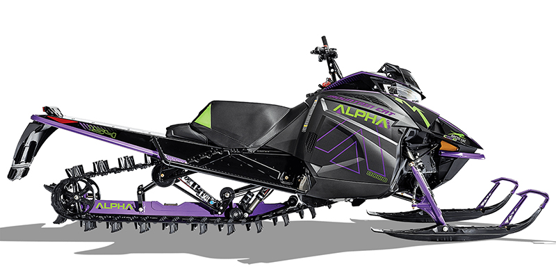 2019 Arctic Cat M 8000 Mountain Cat Alpha One 154 at Harsh Outdoors, Eaton, CO 80615