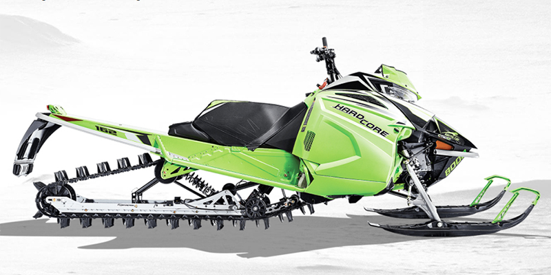 2019 Arctic Cat M 8000 Hardcore 153 at Harsh Outdoors, Eaton, CO 80615