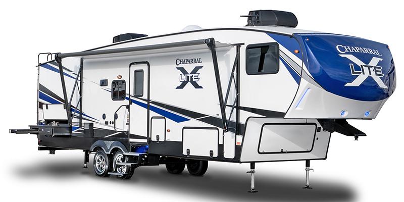 Chaparral X-Lite 295X at Campers RV Center, Shreveport, LA 71129