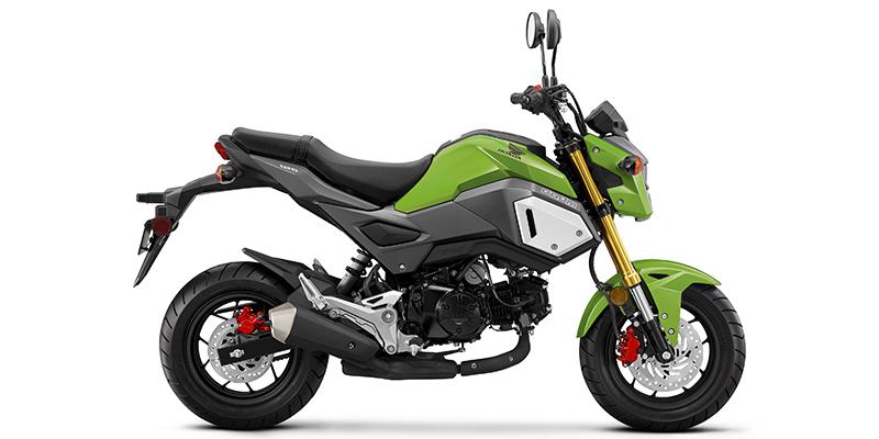 2019 Honda Grom Base at Sloans Motorcycle ATV, Murfreesboro, TN, 37129