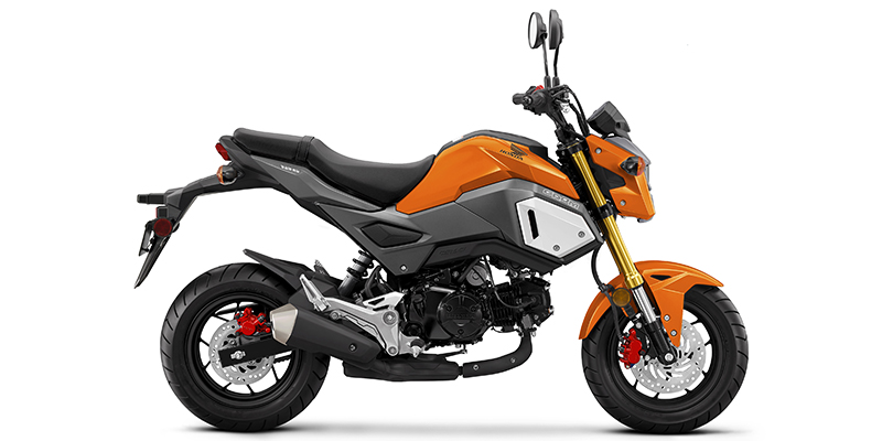 2019 Honda Grom Base at Sloans Motorcycle ATV, Murfreesboro, TN, 37129