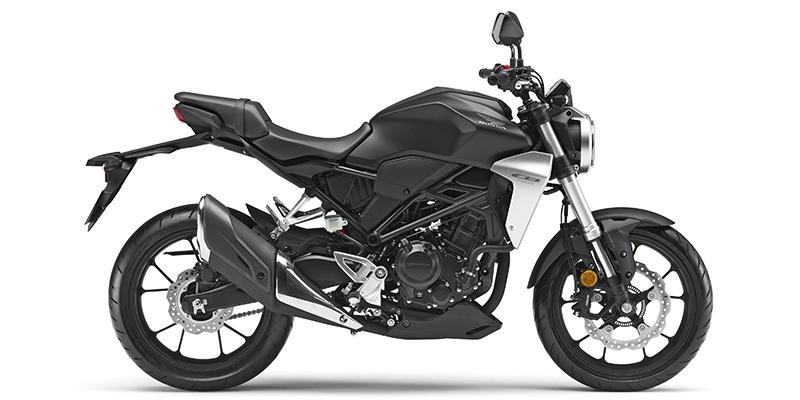 2019 Honda CB300R Base at Genthe Honda Powersports, Southgate, MI 48195