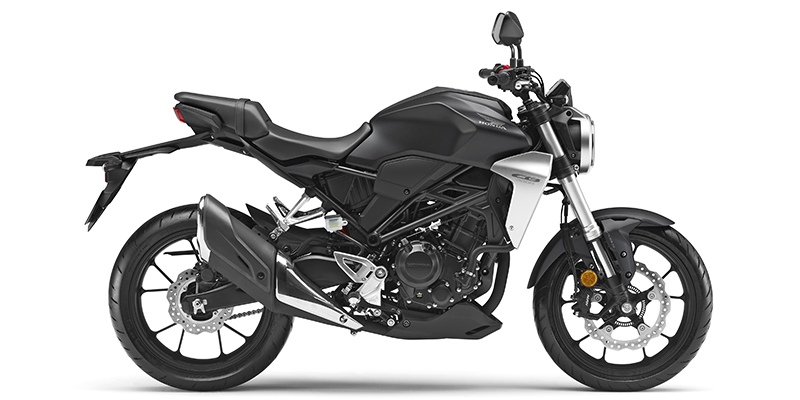 2019 Honda CB300R ABS at Genthe Honda Powersports, Southgate, MI 48195
