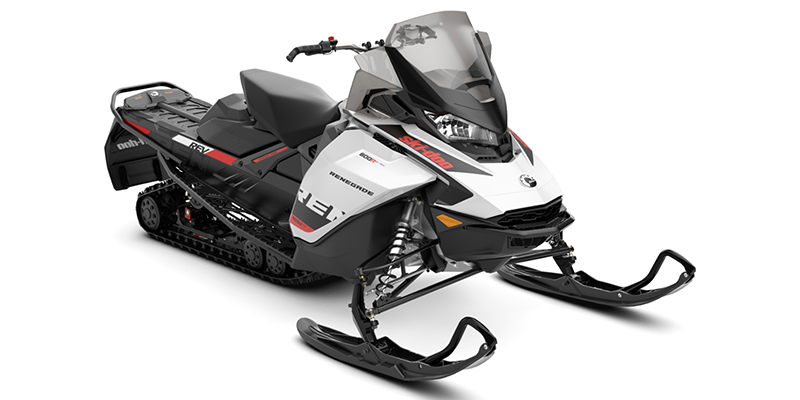 2019 Ski-Doo Renegade Adrenaline 600R E-TEC at Hebeler Sales & Service, Lockport, NY 14094
