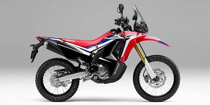 CRF® 250L Rally ABS at Kent Powersports of Austin, Kyle, TX 78640