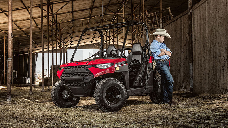 2018 Polaris Ranger® 150 EFI at Kent Powersports, North Selma, TX 78154