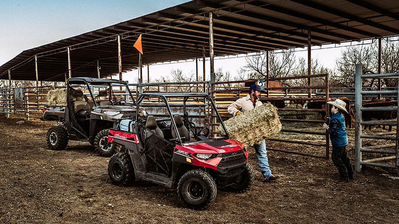 2018 Polaris Ranger 150 EFI at Kent Powersports, North Selma, TX 78154