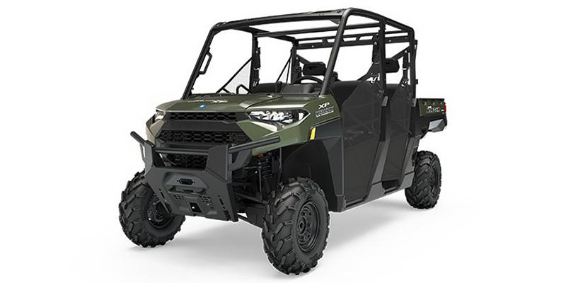 2019 Polaris Ranger Crew XP 1000 EPS at Reno Cycles and Gear, Reno, NV 89502