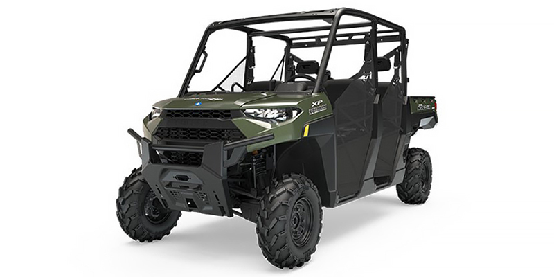 2019 Polaris Ranger Crew XP 1000 EPS at Reno Cycles and Gear, Reno, NV 89502