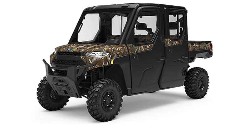 Ranger Crew XP 1000 EPS Northstar HVAC Edition at PSM Marketing