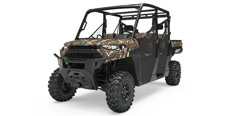 Ranger Crew® XP 1000 EPS Premium Polaris Pursuit® Camo at Midwest Polaris, Batavia, OH 45103