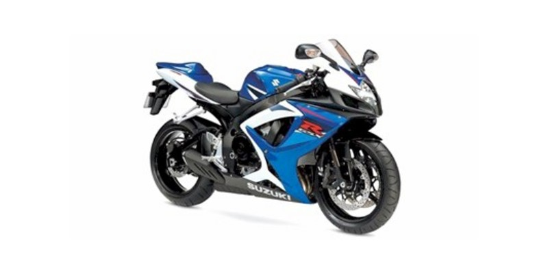 2007 Suzuki GSX-R 750 at Pete's Cycle Co., Severna Park, MD 21146