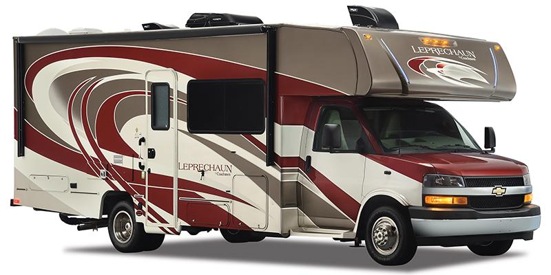 Leprechaun 240FS at Campers RV Center, Shreveport, LA 71129