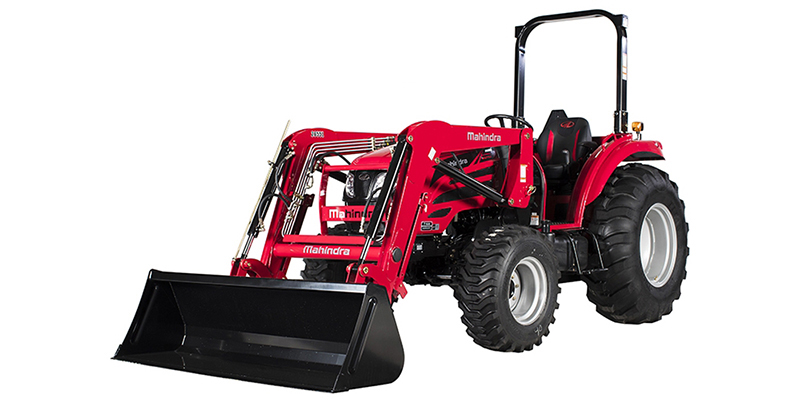2018 Mahindra 2600 Series 2655 Shuttle OS at Thornton's Motorcycle - Versailles, IN