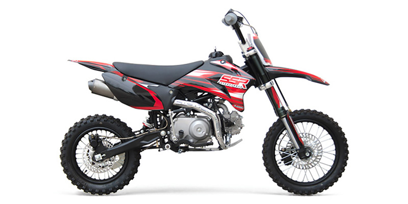 2018 SSR Motorsports TR Series SR110TR at Randy's Cycle, Marengo, IL 60152