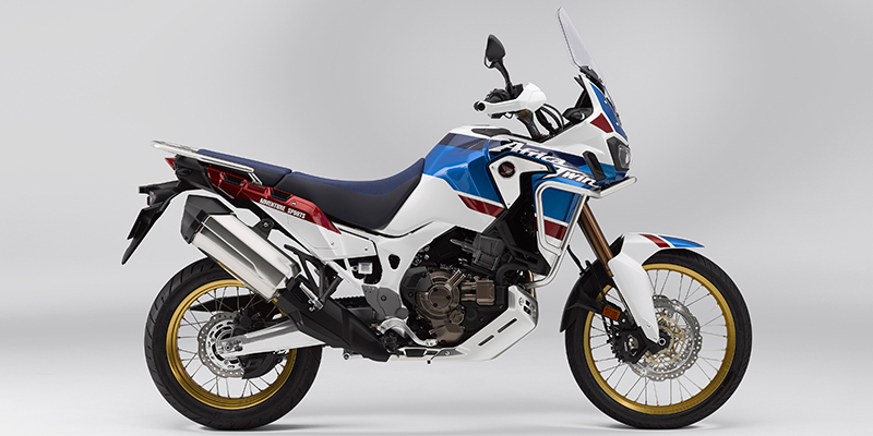 Africa Twin Adventure Sports DCT at Mungenast Motorsports, St. Louis, MO 63123
