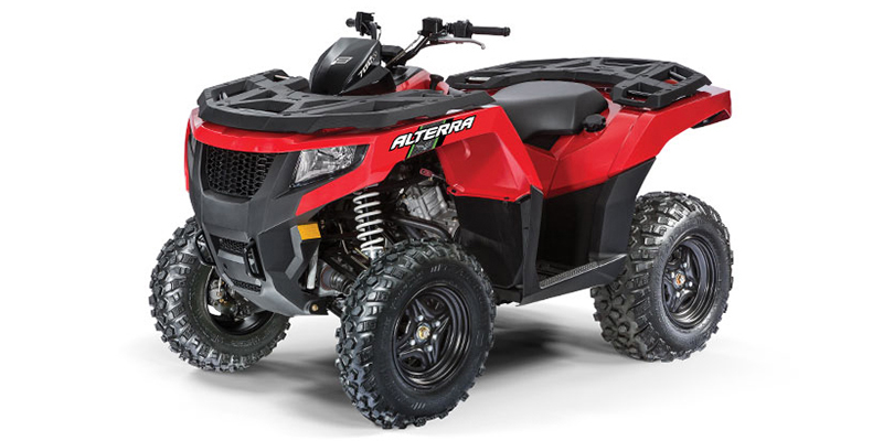 Alterra 700 4x4 at Lincoln Power Sports, Moscow Mills, MO 63362