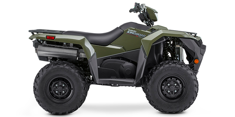 KingQuad 750AXi Power Steering at Kent Powersports of Austin, Kyle, TX 78640