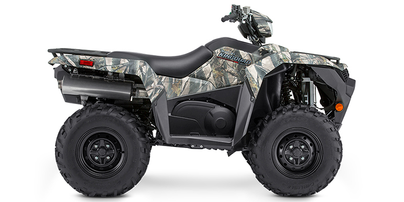 KingQuad 750 AXi Power Steering Camo