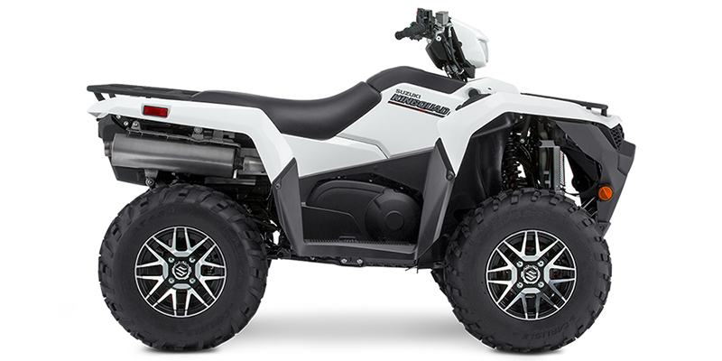 KingQuad 750AXi Power Steering SE at Lincoln Power Sports, Moscow Mills, MO 63362