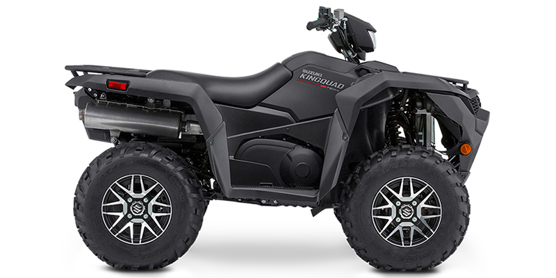 KingQuad 750AXi Power Steering SE+ at Lincoln Power Sports, Moscow Mills, MO 63362