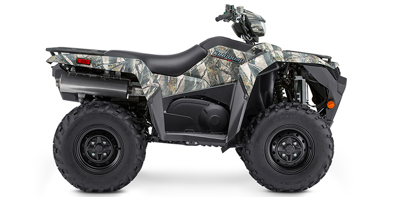 KingQuad 500AXi Power Steering Camo at Kent Powersports of Austin, Kyle, TX 78640