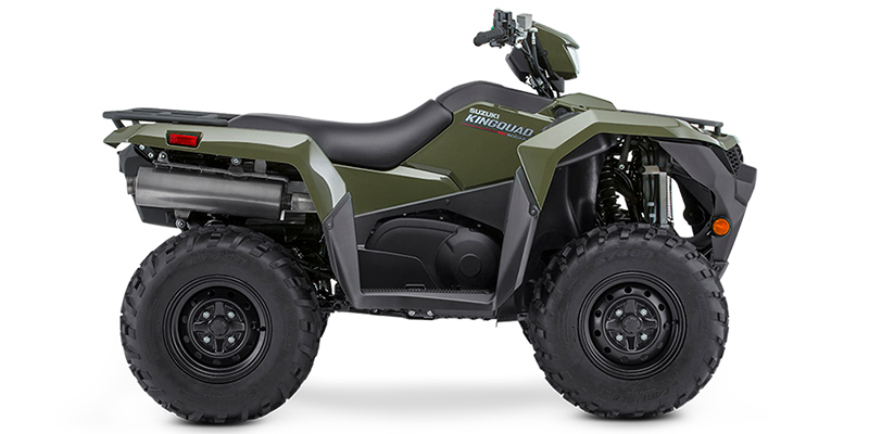 KingQuad 500AXi at Lincoln Power Sports, Moscow Mills, MO 63362