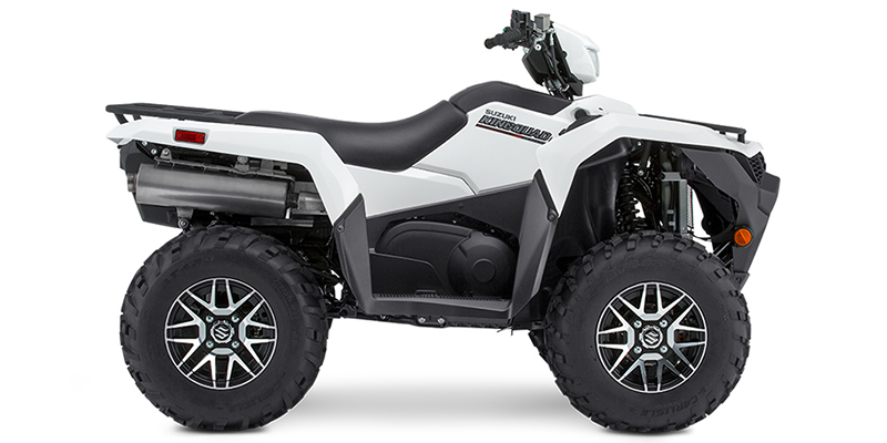 KingQuad 500AXi Power Steering SE at Lincoln Power Sports, Moscow Mills, MO 63362