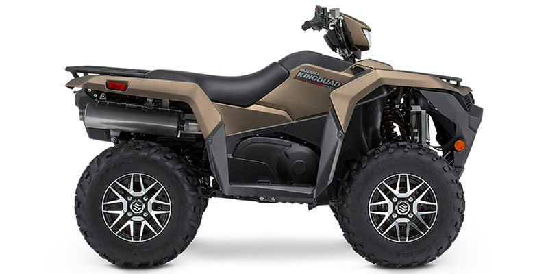 KingQuad 500AXi Power Steering SE+ at Lincoln Power Sports, Moscow Mills, MO 63362