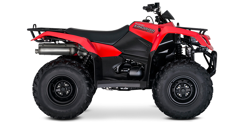 KingQuad 400FSi at Lincoln Power Sports, Moscow Mills, MO 63362