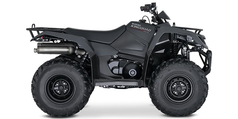 2019 Suzuki KingQuad 400 ASi+ at Sloans Motorcycle ATV, Murfreesboro, TN, 37129