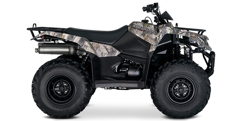 KingQuad 400FSi Camo at Lincoln Power Sports, Moscow Mills, MO 63362