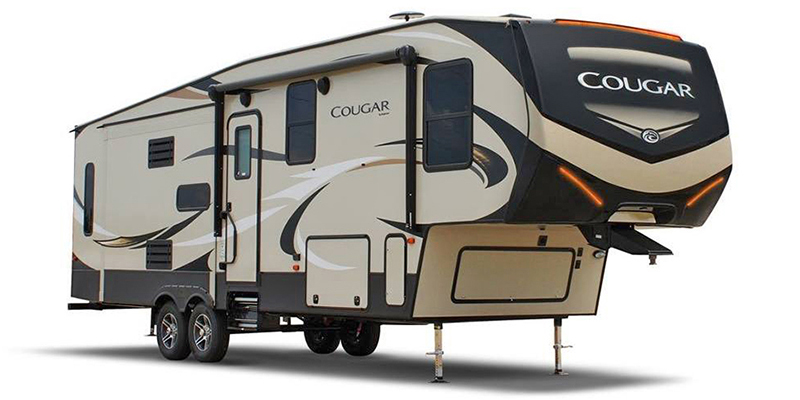 Cougar 368MBI at Youngblood Powersports RV Sales and Service