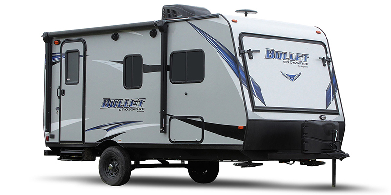 Bullet Crossfire 1650EX at Campers RV Center, Shreveport, LA 71129