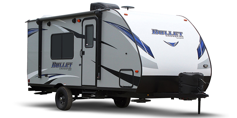 Bullet Crossfire 2200BHS at Campers RV Center, Shreveport, LA 71129