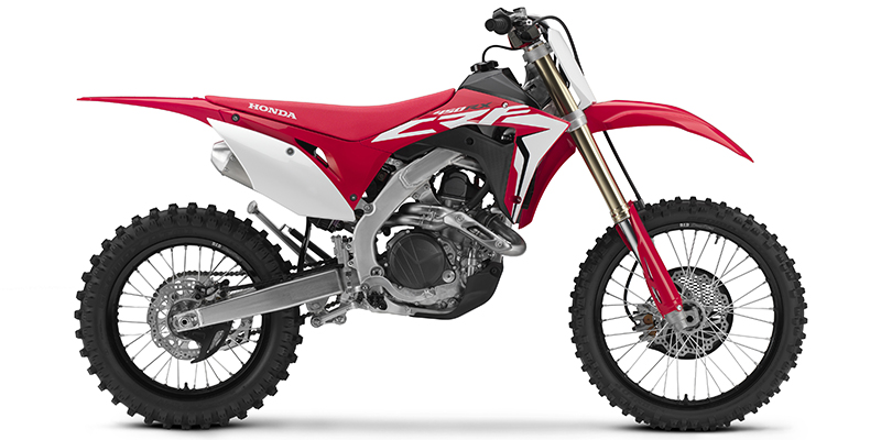2019 Honda CRF® 450RX at Sloan's Motorcycle, Murfreesboro, TN, 37129
