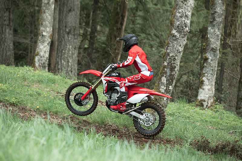 2019 Honda CRF 450RX at Sloan's Motorcycle, Murfreesboro, TN, 37129
