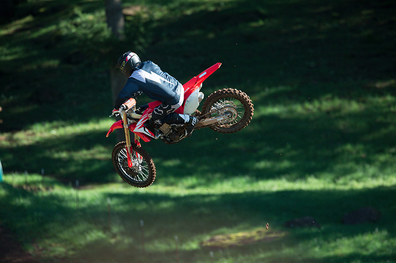 2019 Honda CRF 450RWE at Ride Center USA