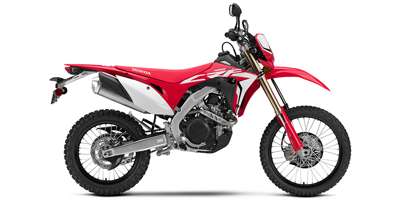 2019 Honda CRF 450L at Ride Center USA