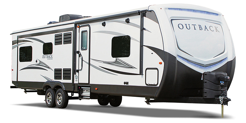 Outback 324CG at Campers RV Center, Shreveport, LA 71129