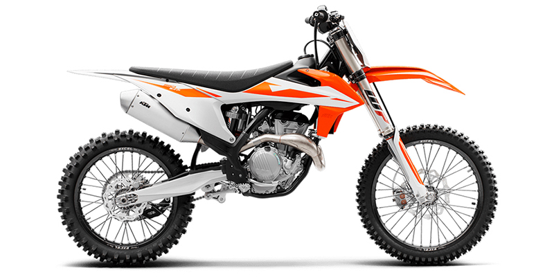 2019 KTM SX 350 F at Riderz