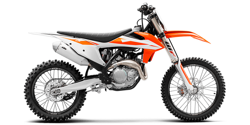 2019 KTM SX 450 F at Hebeler Sales & Service, Lockport, NY 14094