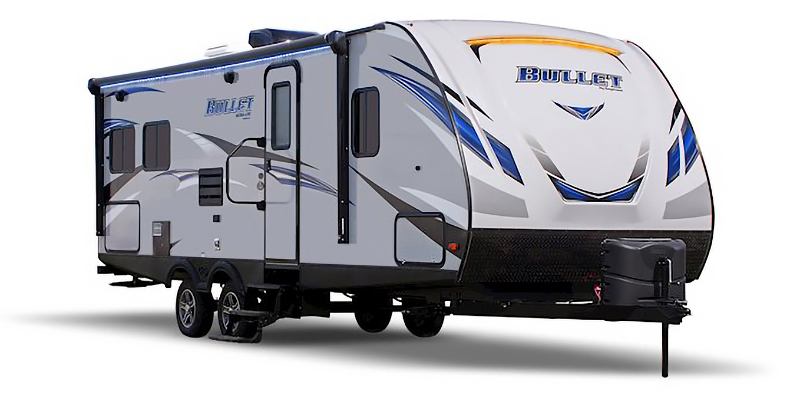 Bullet 287QBS at Youngblood Powersports RV Sales and Service