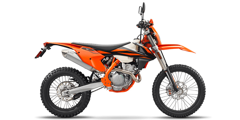 350 EXC-F at Hebeler Sales & Service, Lockport, NY 14094